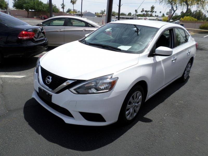 Nissan Sentra 2018 price $12,495