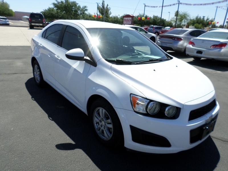Chevrolet Sonic 2014 price $11,495