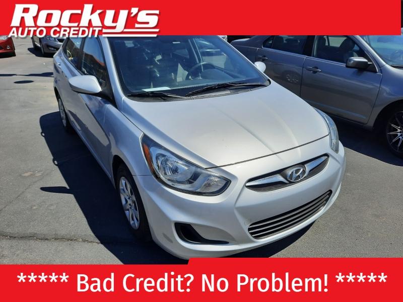 Hyundai ACCENT 2014 price $12,395