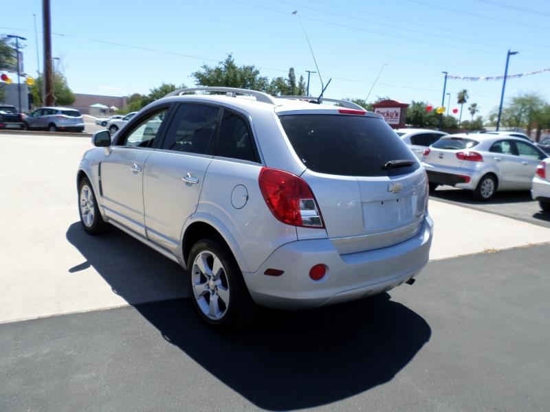 Chevrolet Captiva Sport Fleet 2015 price $10,695