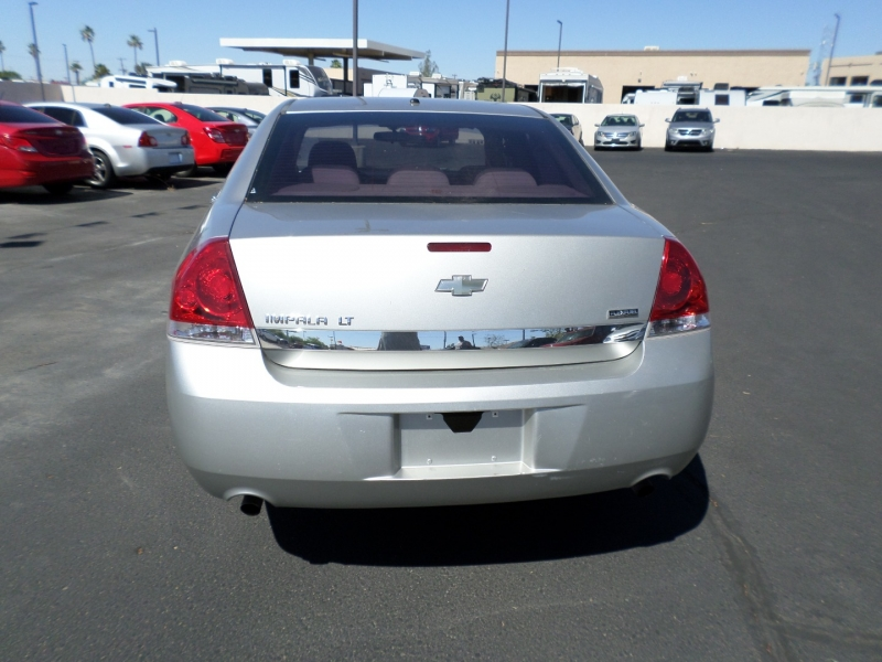 Chevrolet Impala 2008 price $8,995