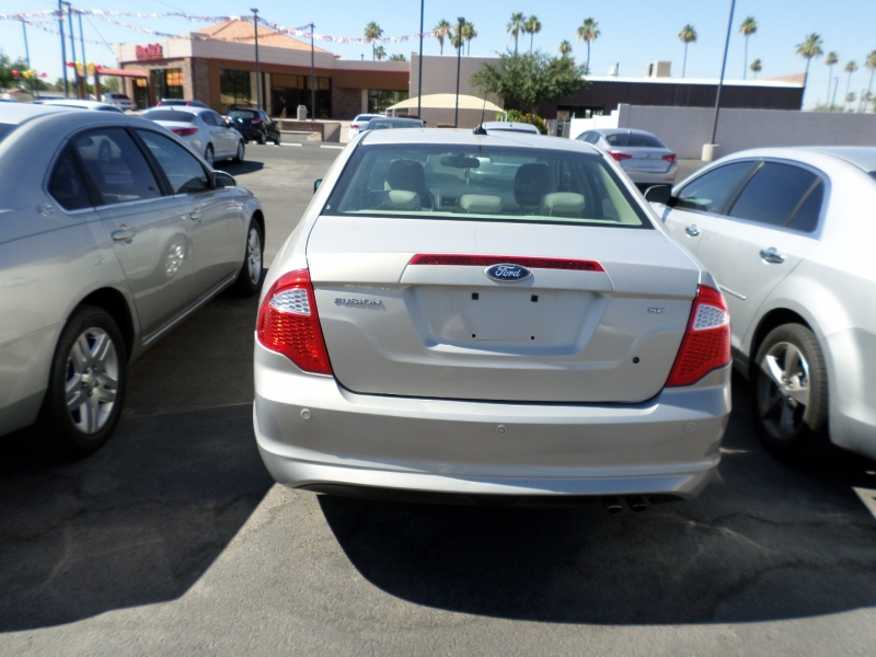 Ford Fusion 2010 price $8,595