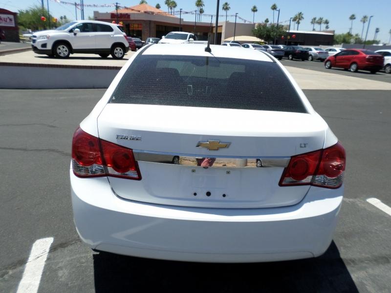 Chevrolet Cruze 2013 price $13,595
