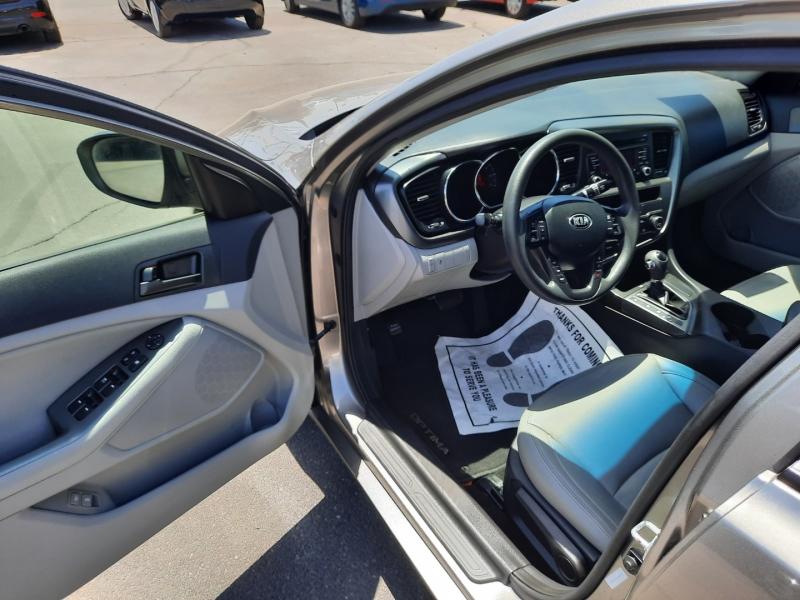 Kia OPTIMA 2013 price $16,995