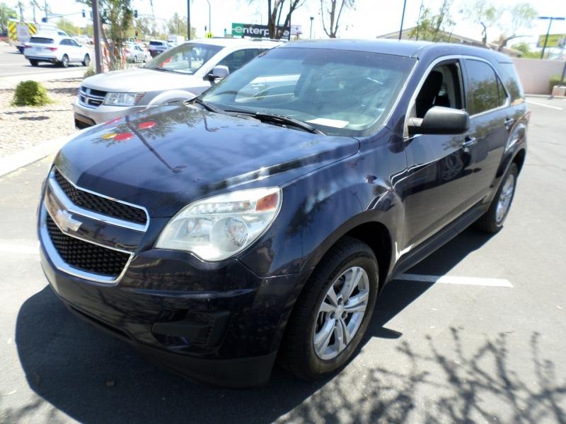 Chevrolet Equinox 2015 price $14,595