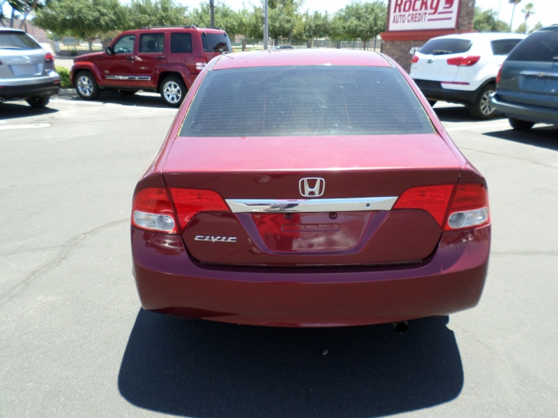 Honda Civic Sdn 2010 price $9,995
