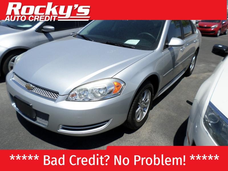 Chevrolet Impala 2012 price $12,895
