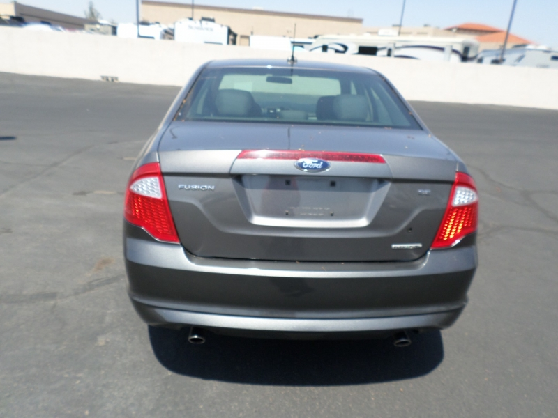Ford Fusion 2012 price $11,595
