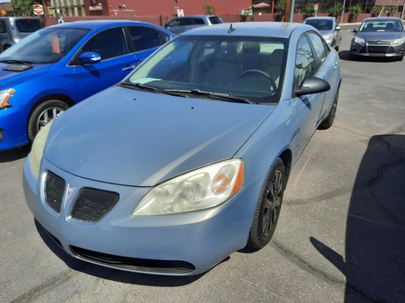 Pontiac G6 2008 price $10,995
