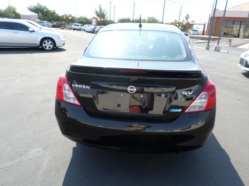 Nissan Versa 2014 price $10,995