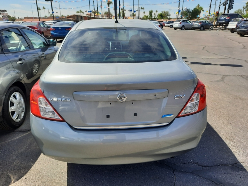 Nissan VERSA 2012 price $10,995