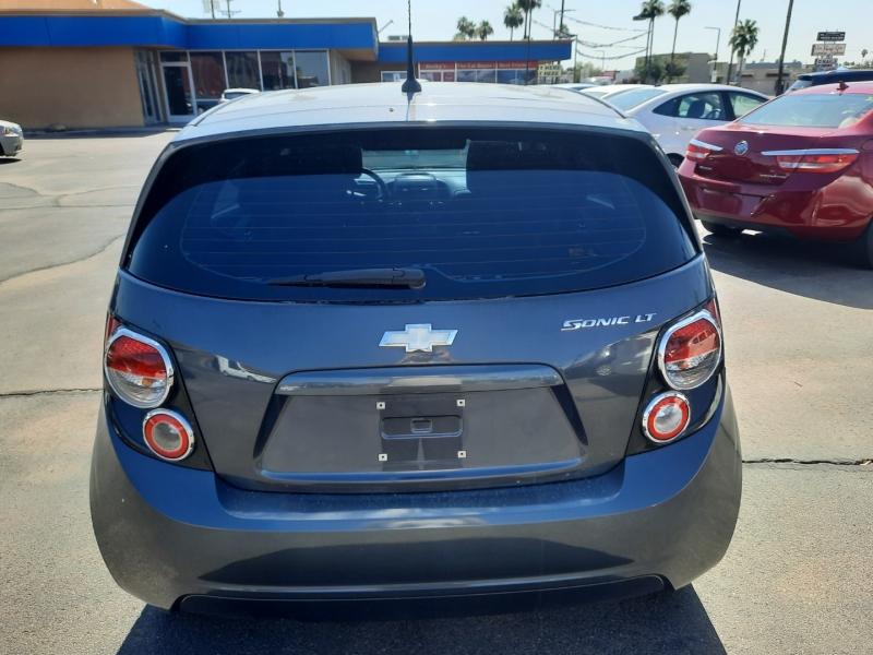 Chevrolet SONIC 2012 price $12,195