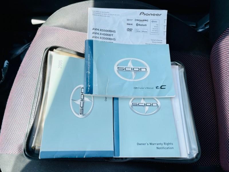 SCION TC RELEASE S1.0 2005 price $5,495
