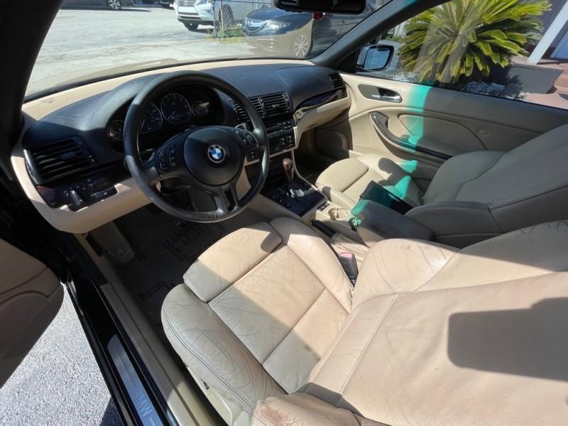 BMW 3 SERIES CONV 2005 price $11,995