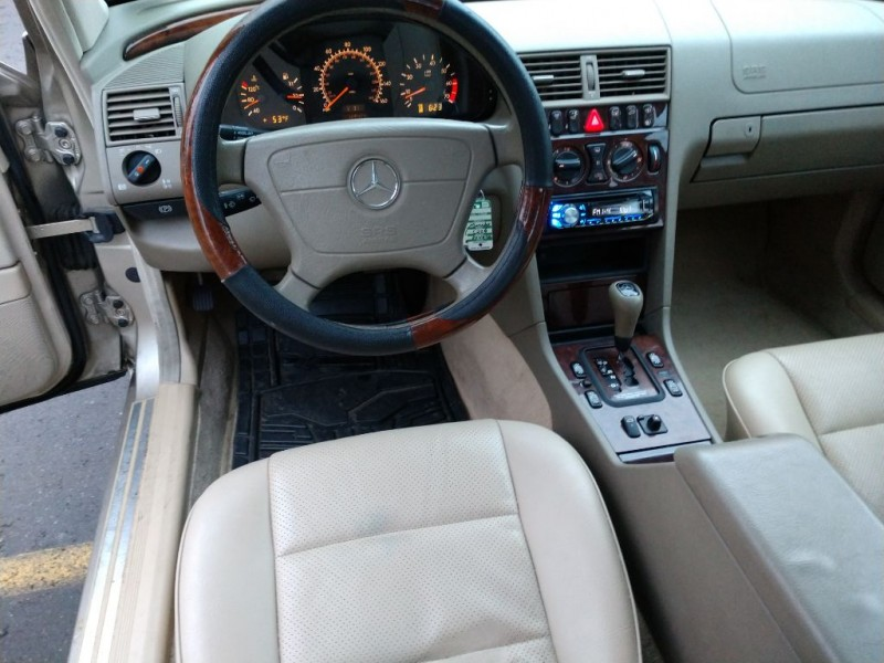 MERCEDES-BENZ C280 1996 price $2,495