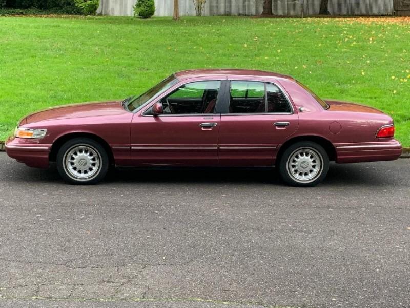 MERCURY GRAND MARQUIS 1995 price $2,995