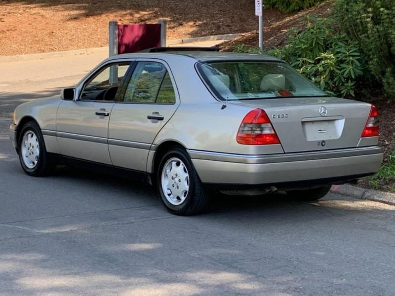 MERCEDES-BENZ C-CLASS 1996 price $2,995