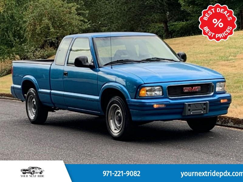 GMC SONOMA 1995 price $5,495