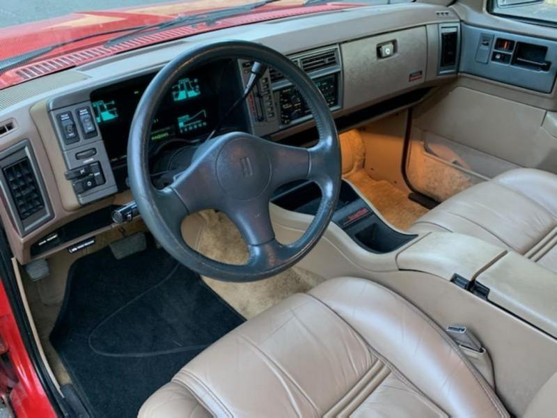 OLDSMOBILE BRAVADA 1992 price $3,495