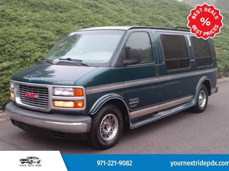 GMC WHEEL CHAIR VAN 1996 price $9,995