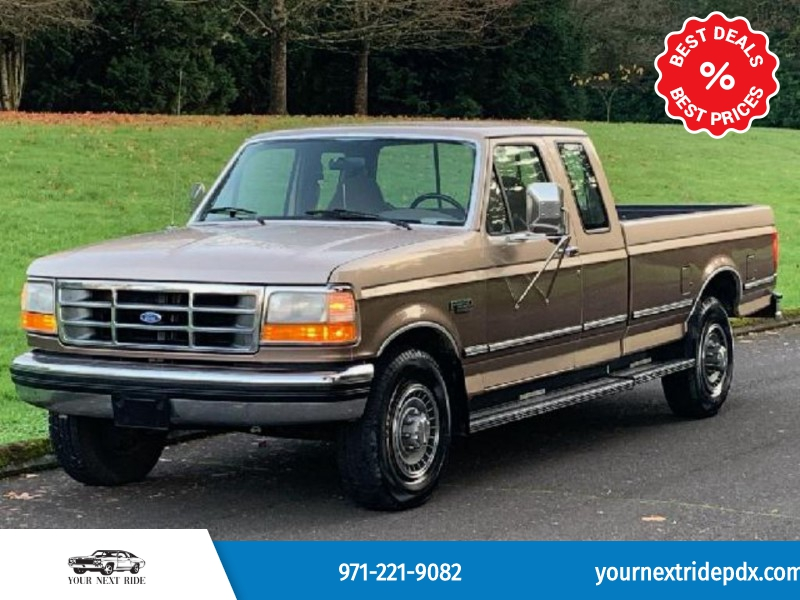 FORD F250 1993 price $14,995