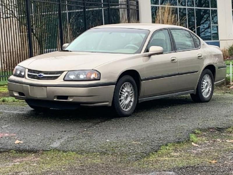 CHEVROLET IMPALA 2002 price $5,995