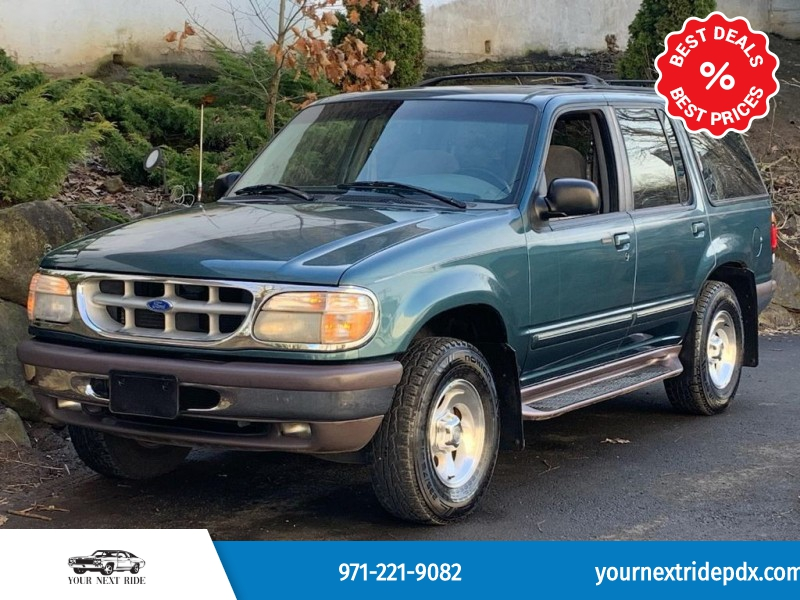 FORD EXPLORER 1997 price $4,495