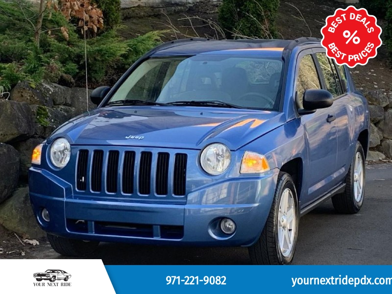 JEEP COMPASS 2007 price $10,900