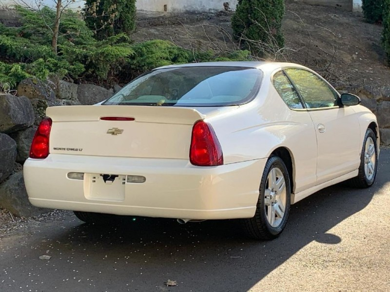 CHEVROLET MONTE CARLO 2007 price $6,995