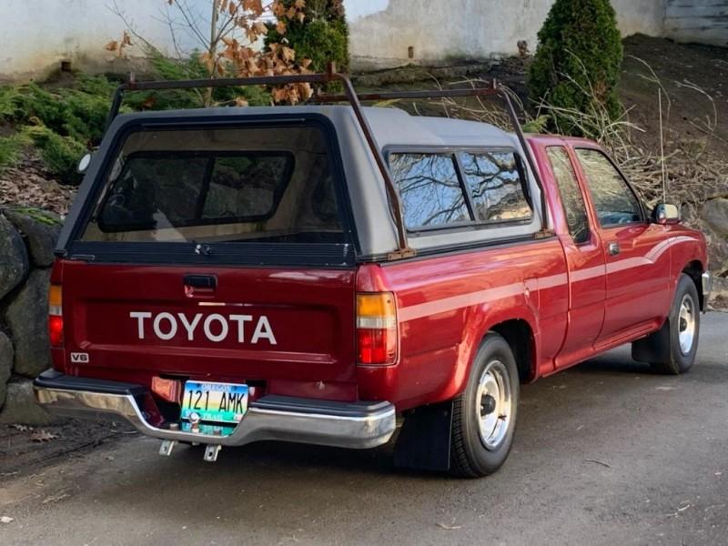 TOYOTA PICKUP 1991 price $10,900