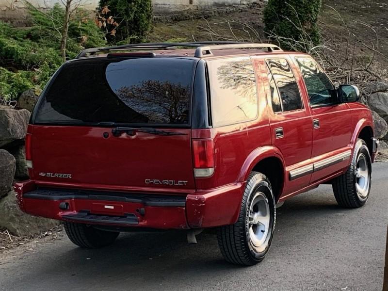CHEVROLET BLAZER 2001 price $4,995