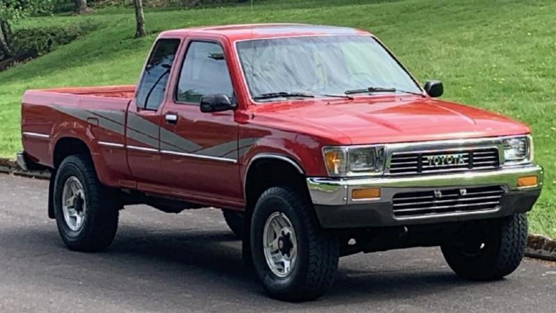 TOYOTA PICKUP 1990 price $15,995