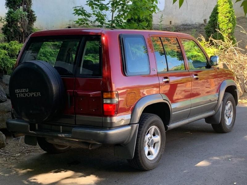 ISUZU TROOPER 1995 price $5,995