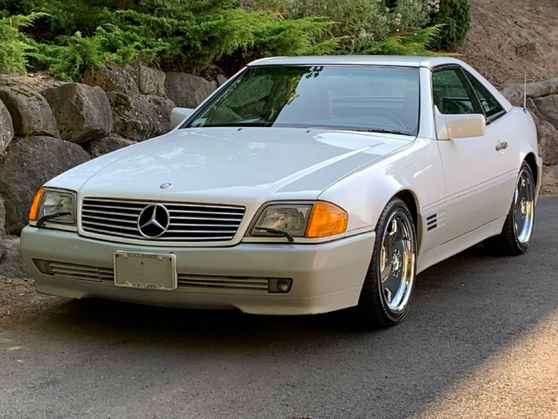 MERCEDES-BENZ 300 1990 price $7,995