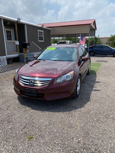 HONDA ACCORD 2012 price $6,000