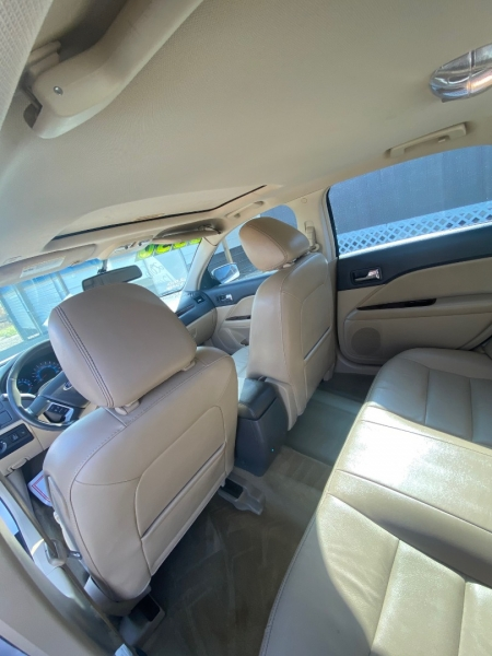 FORD FUSION 2010 price $5,550