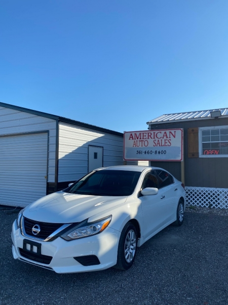 NISSAN ALTIMA 2016 price $7,950