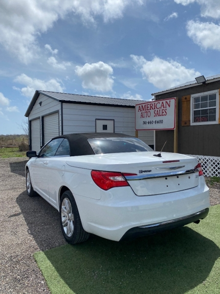 CHRYSLER 200 2013 price $7,950