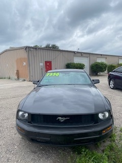 FORD MUSTANG 2009 price $7,550