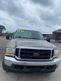 FORD F250 2002 price $7,950