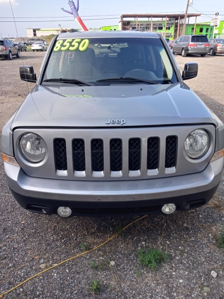Jeep PATRIOT 2015 price $8,550