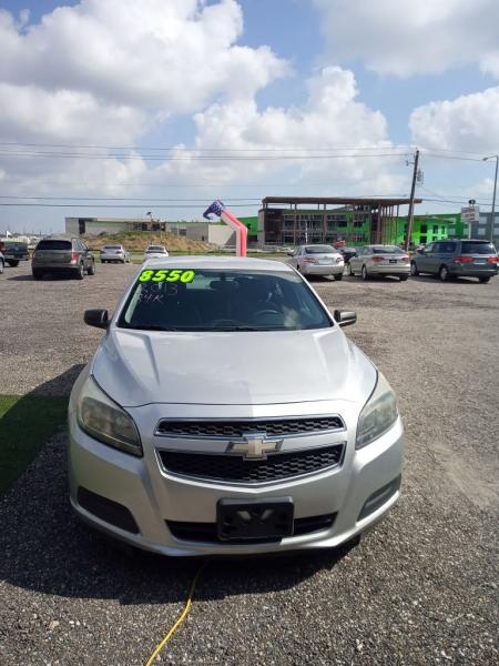 Chevrolet MALIBU 2013 price $8,550