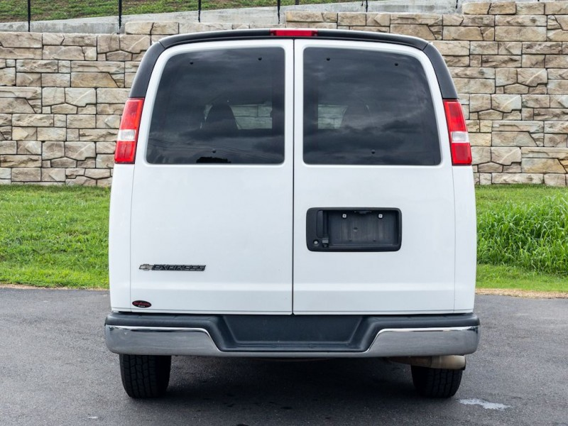 CHEVROLET EXPRESS G3500 2018 price Call for Pricing.