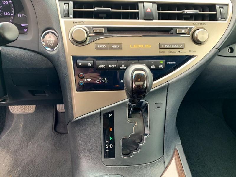 LEXUS RX 350 2013 price $17,990