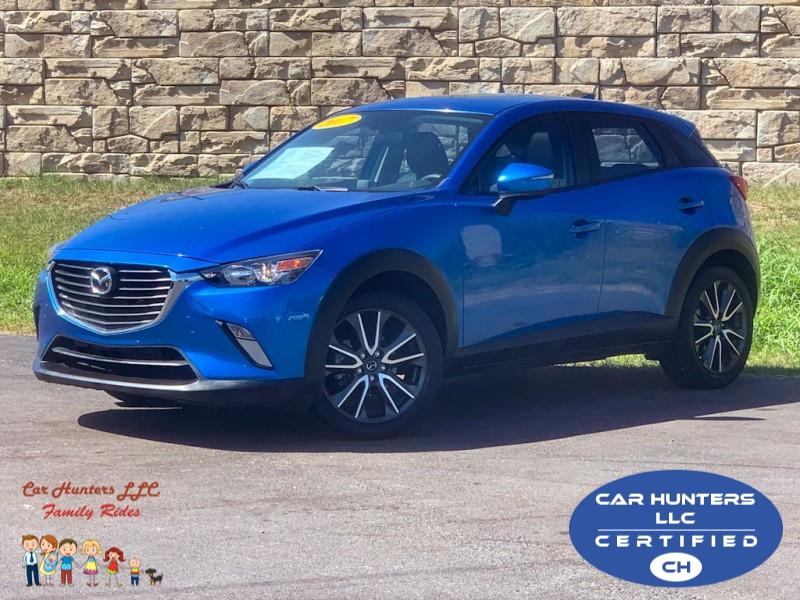 MAZDA CX-3 2017 price $15,990