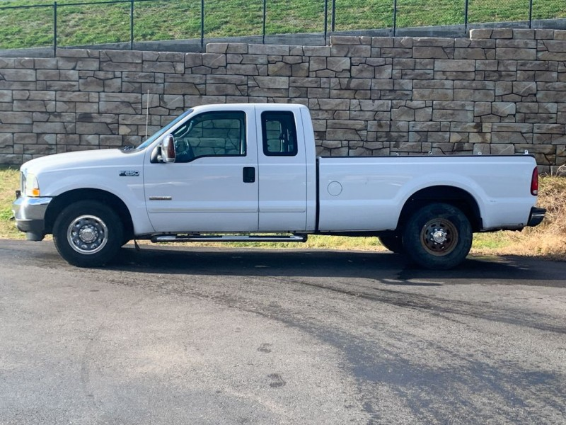 FORD F250 2003 price $7,990