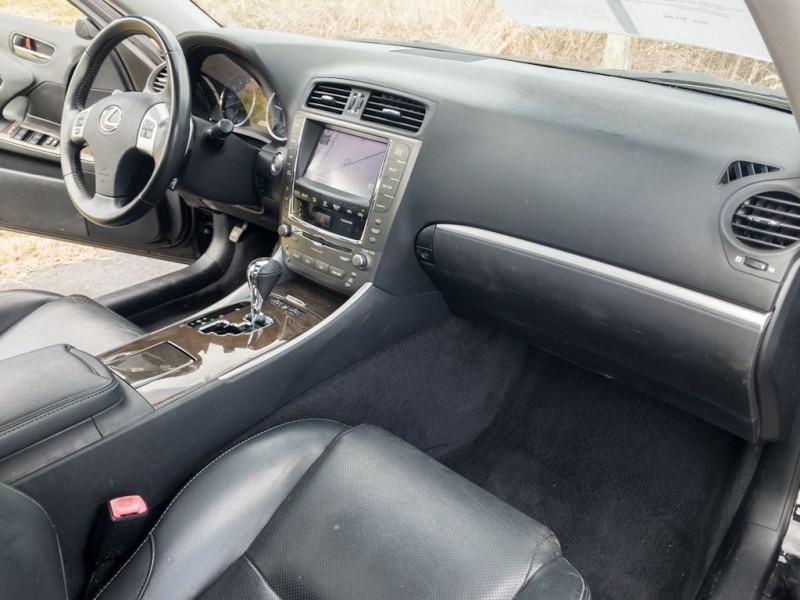 LEXUS IS 250 2012 price $11,490
