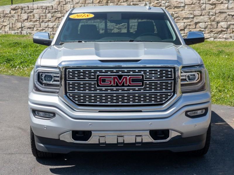 GMC SIERRA 2018 price $45,990