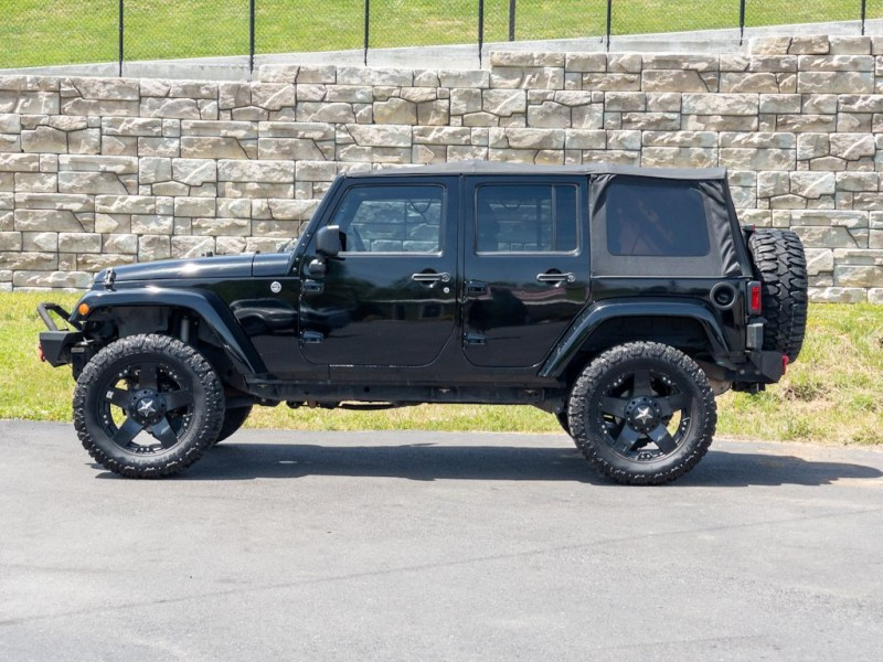 JEEP WRANGLER UNLIMI 2011 price $19,990