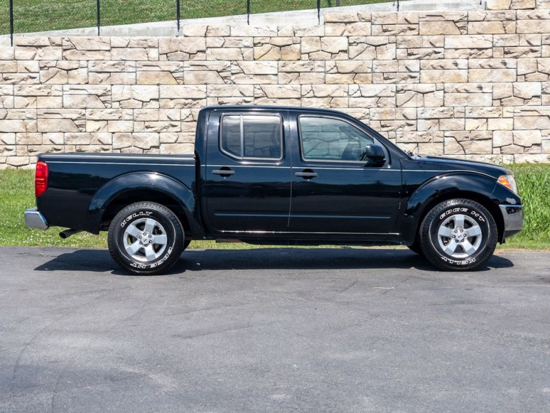 NISSAN FRONTIER 2009 price $13,890